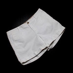 Banana Republic - White City Chino Shorts